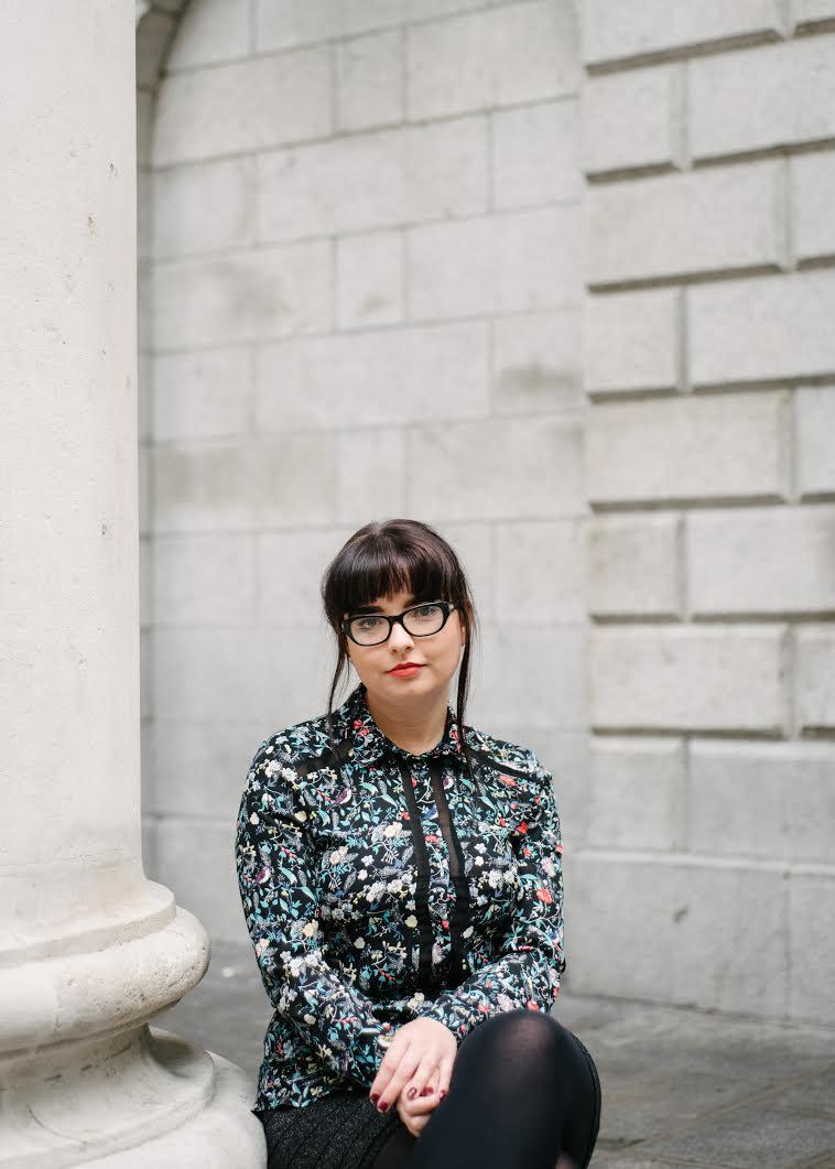 Living With Vaginismus: Picture Of Jade Hayden