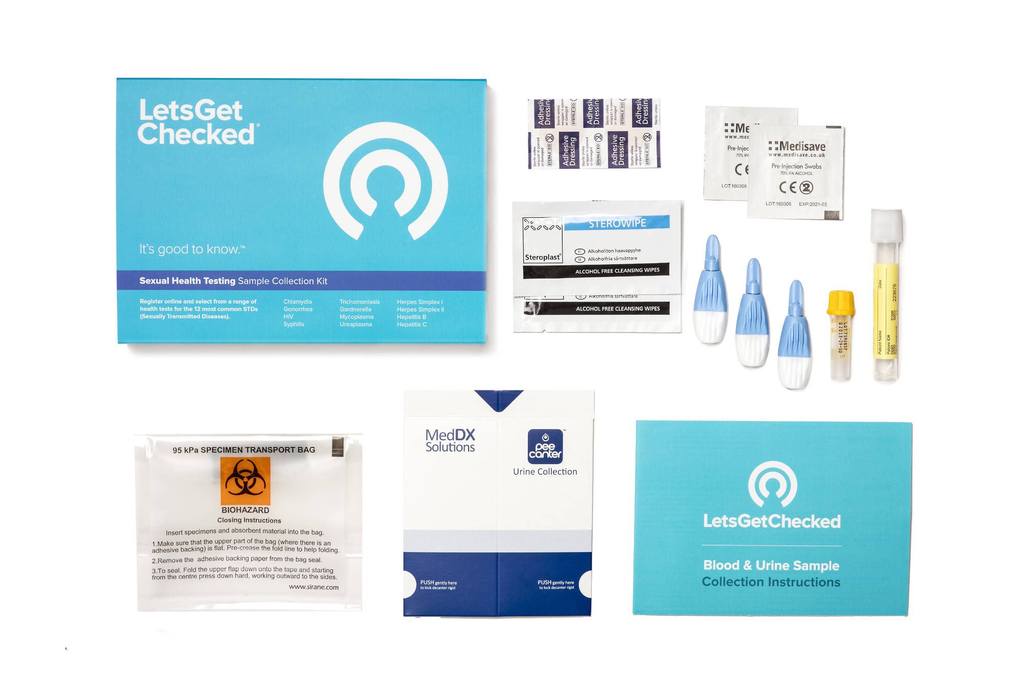 letsgetchecked-std-home-test-kit-content-of-test