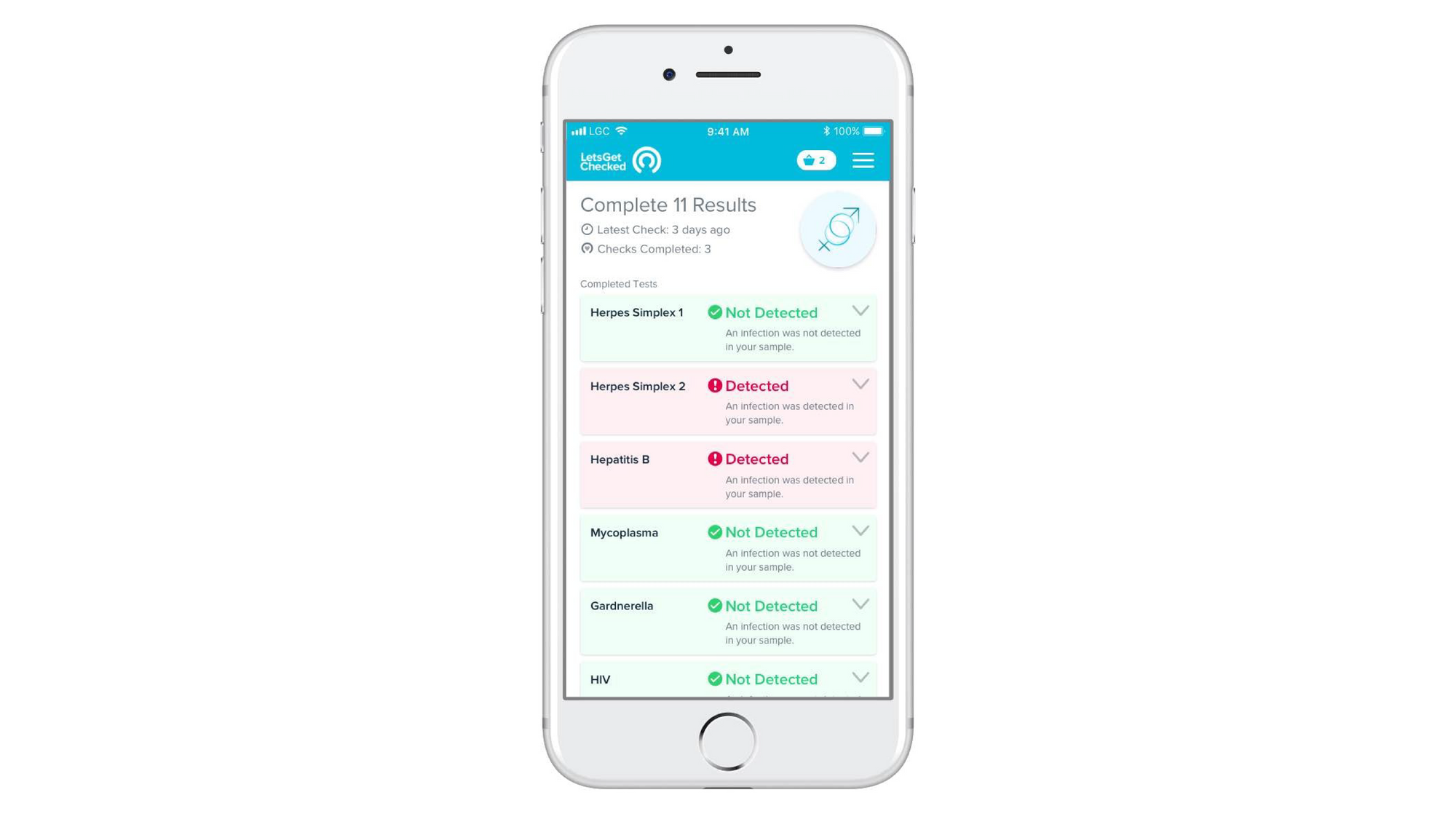 LetsGetChecked-Sexual-Health-Results-On-Mobile