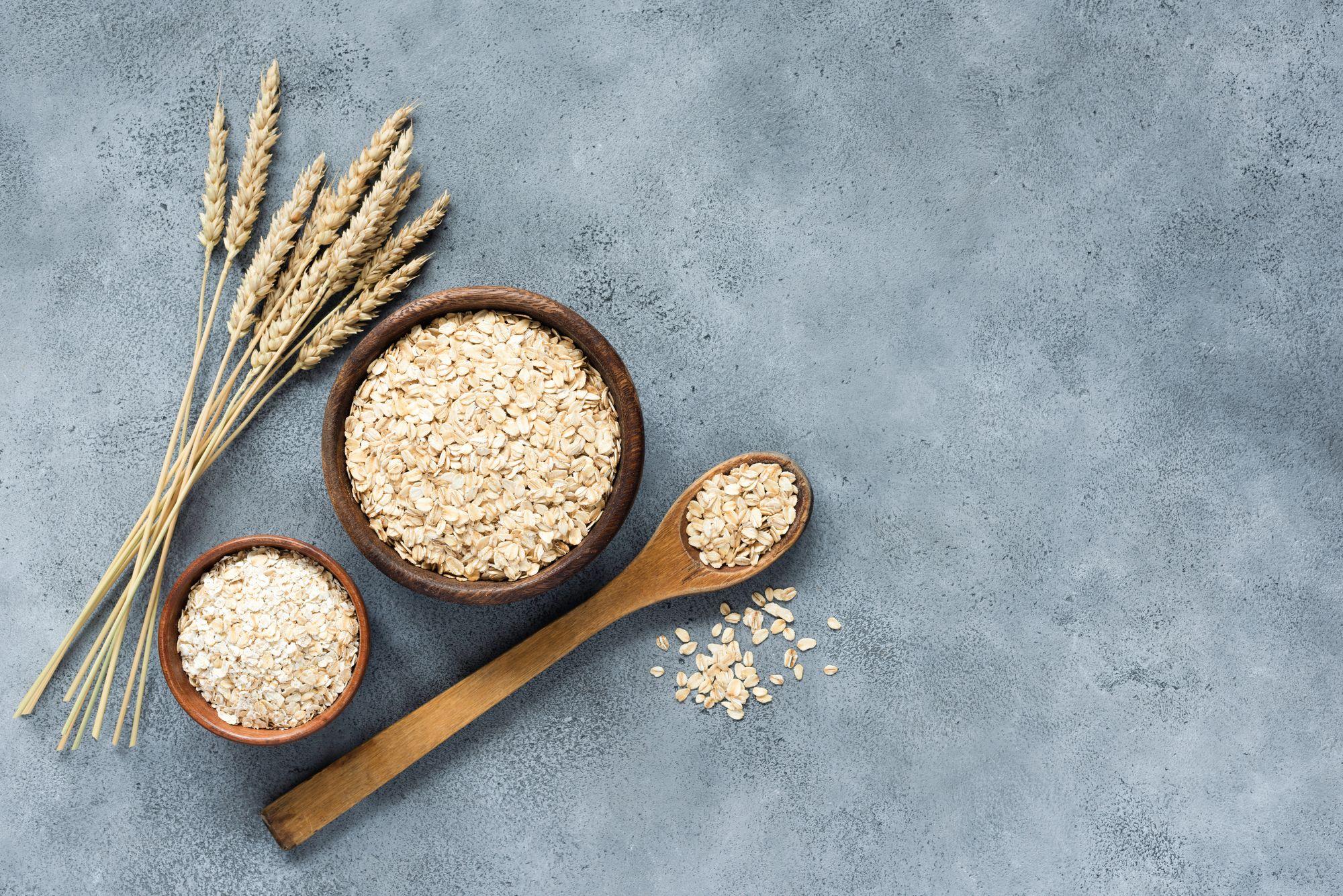 organic-rolled-oats