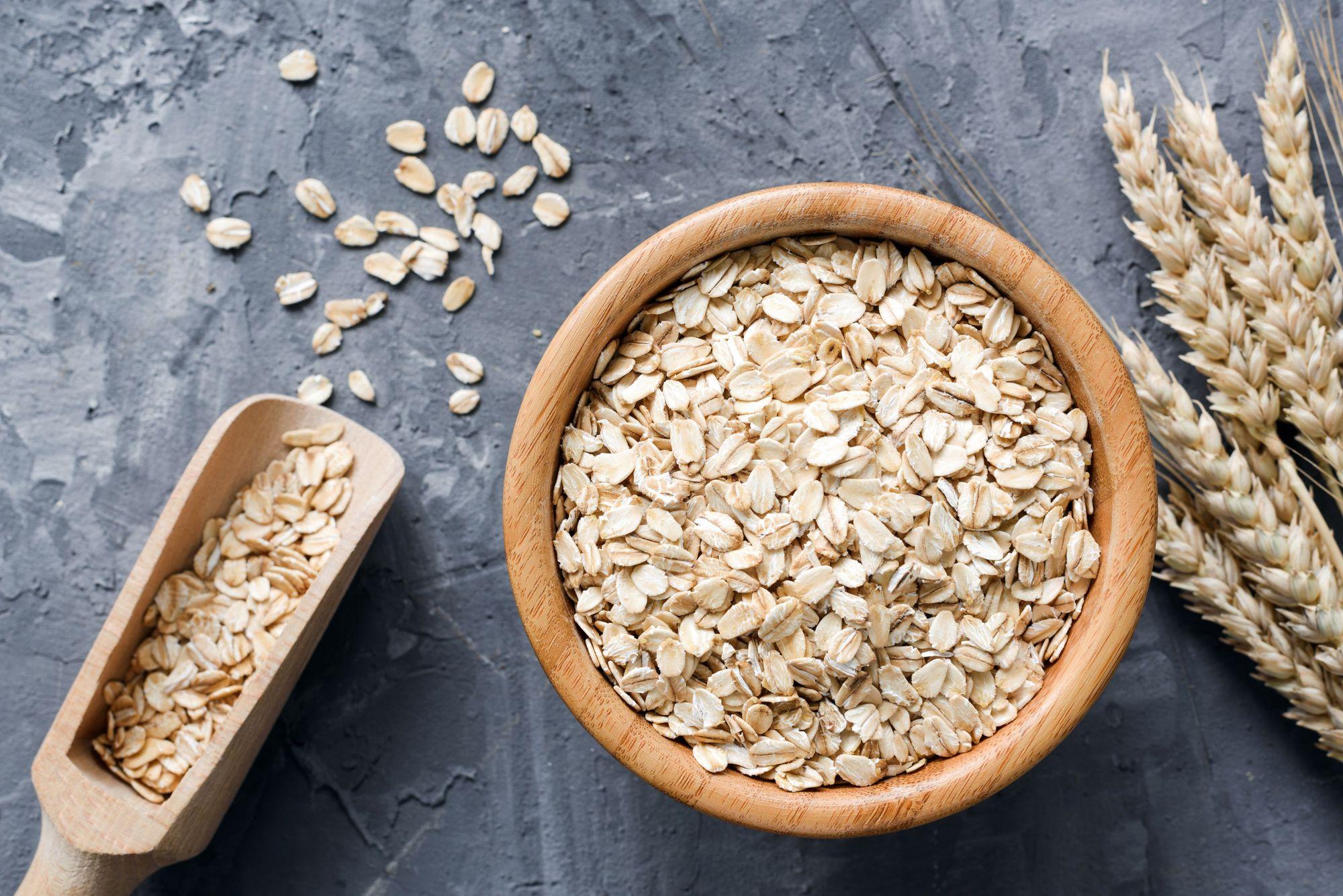 Zinc-foods-oats